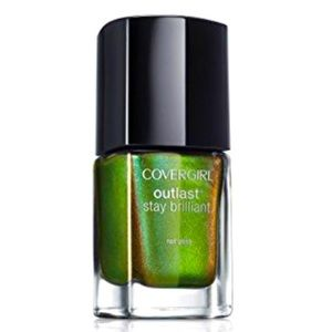 5/15$  Covergirl Outlast Stay Brilliant Nail Gloss